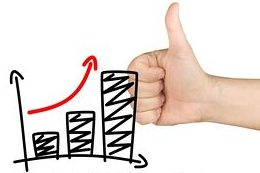 thumb up for approving growth bar graph bwc58751701 e1548371614718